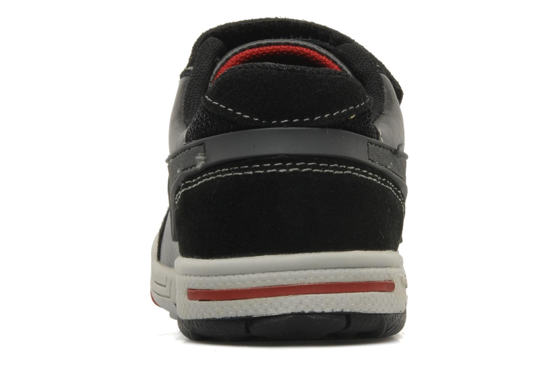 Sneakers Kangaroos Elden Zwart rechts
