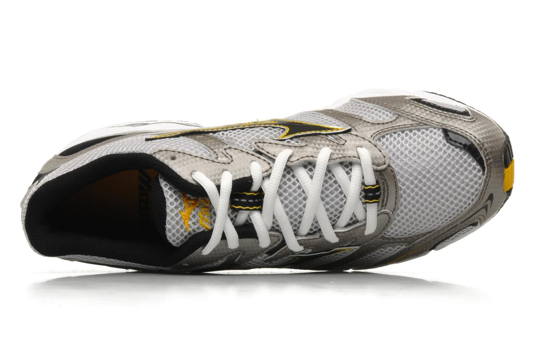 Chaussures de sport Mizuno Wave Endeavor M Argent vue gauche