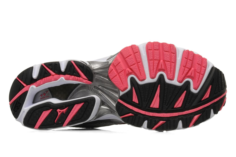 Chaussures de sport Mizuno Wave Nexus 6 W Gris vue haut