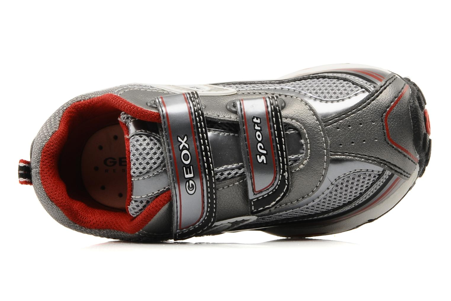 Sneakers Geox B extra C Rood links