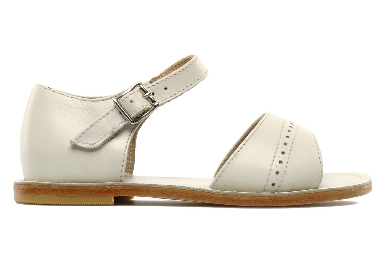 Sandales et nu-pieds start rite classics MEG Beige vue derrière
