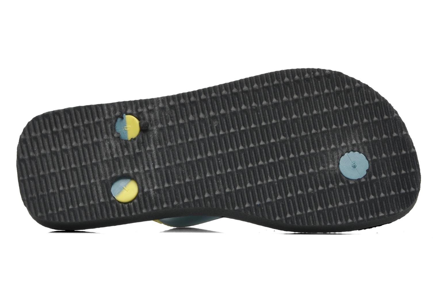 Tongs Havaianas Top mix Kid Noir vue haut