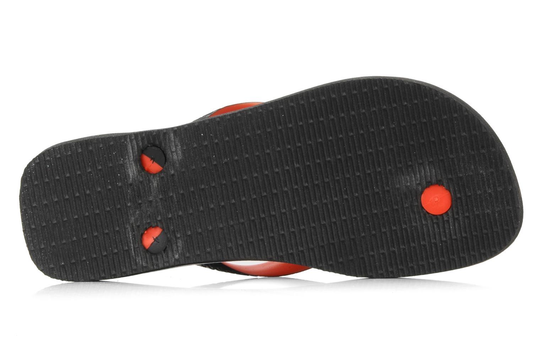 Slippers Havaianas Top Logo F Zwart boven
