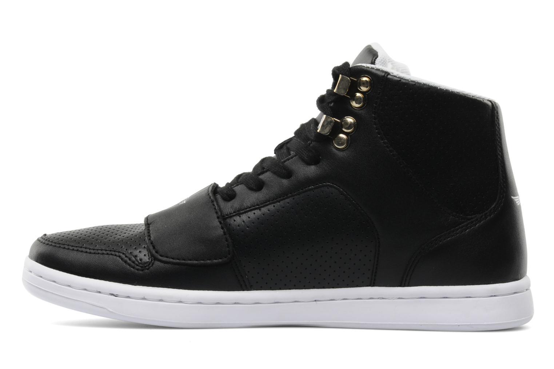 Sneaker Creative Recreation C Cesario schwarz ansicht von vorne