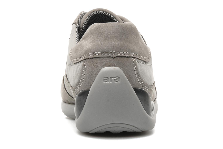 Sneaker Ara STIGSU 39712 grau ansicht von rechts
