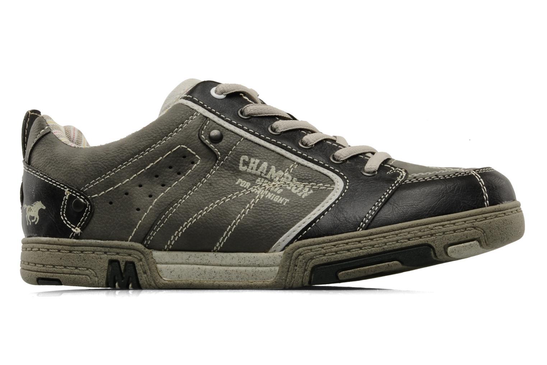 Sneakers Mustang shoes Leggo Grijs achterkant