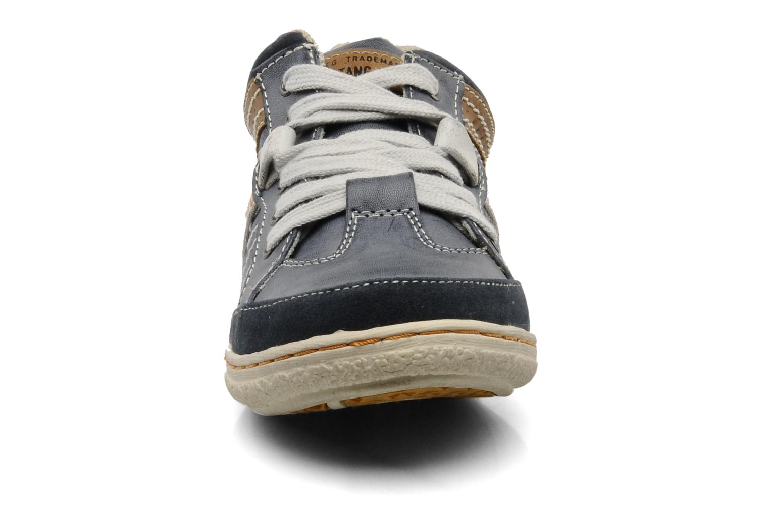 Sneakers Mustang shoes Yupo Blauw model