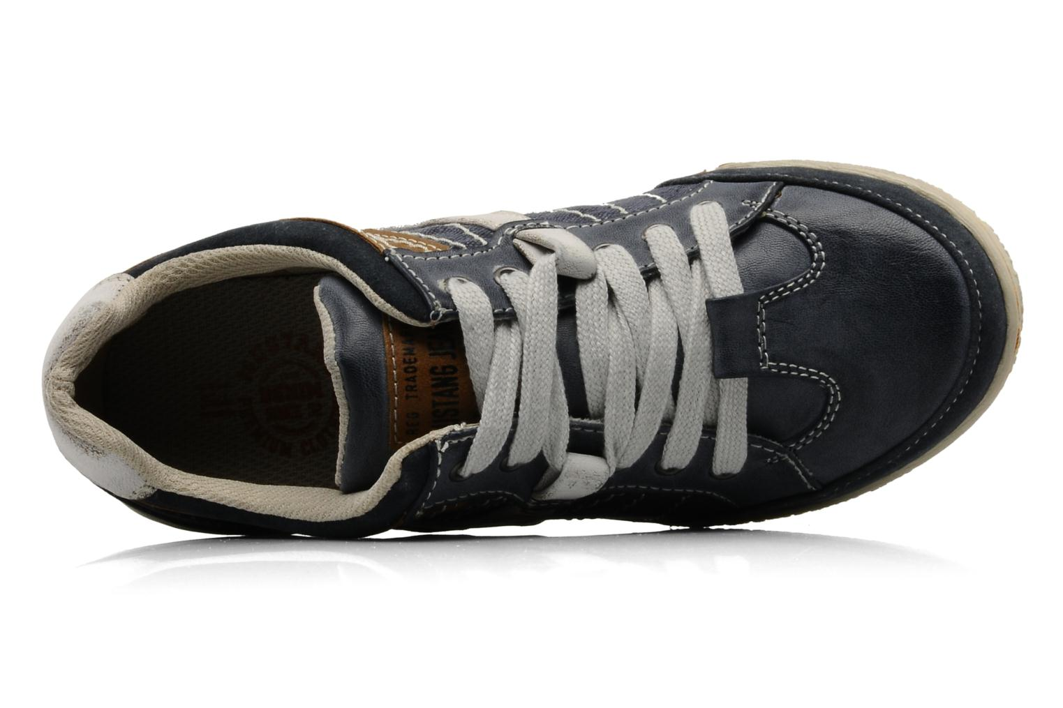 Sneakers Mustang shoes Yupo Blauw links