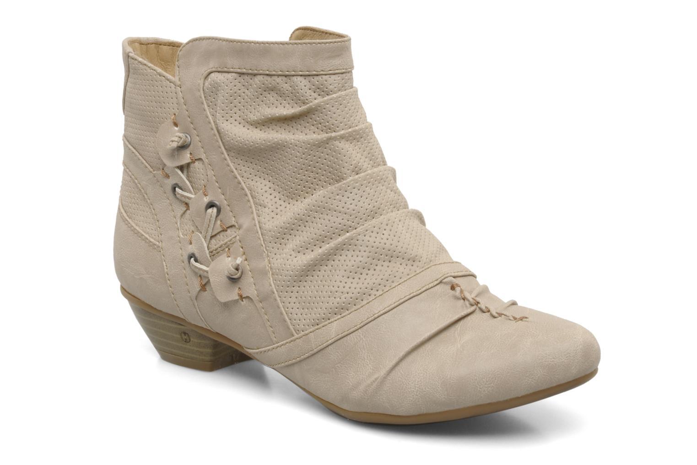 Stiefeletten & Boots Mustang shoes Macere beige detaillierte ansicht/modell