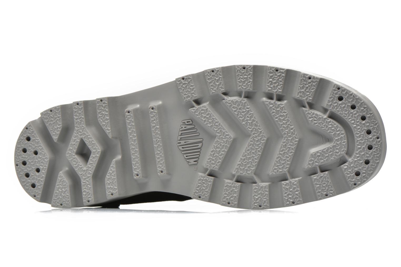 Sneakers Palladium Us oxford h Zwart boven