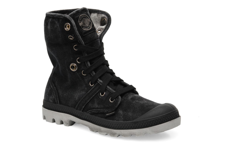 Sneakers Palladium Us Baggy F Zwart 3/4'