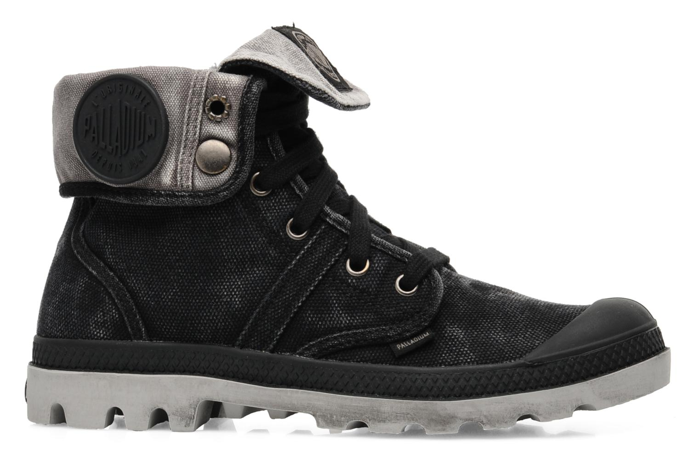 Sneakers Palladium Us Baggy F Zwart achterkant
