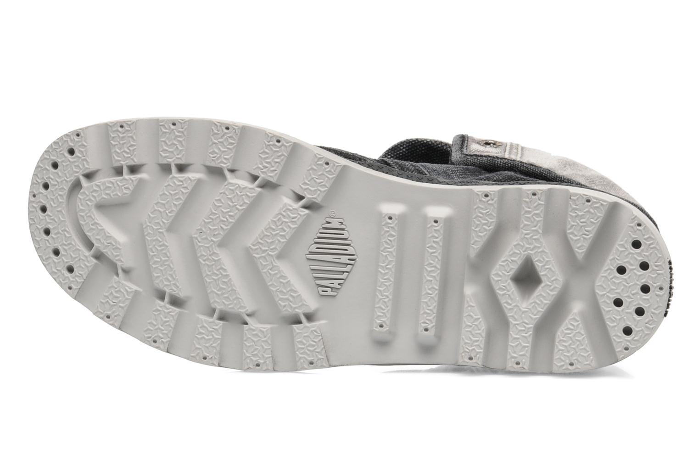 Sneakers Palladium Us Baggy F Zwart boven