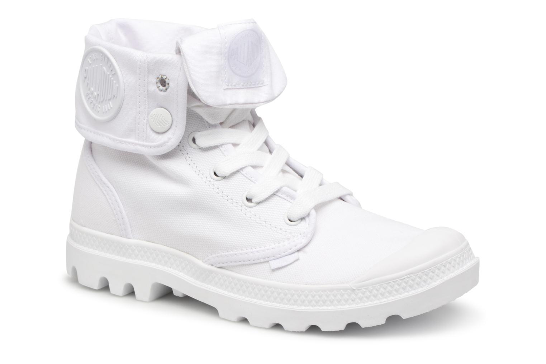 Grandes descuentos últimos zapatos Palladium Us Baggy F (Blanco) - Deportivas Descuento