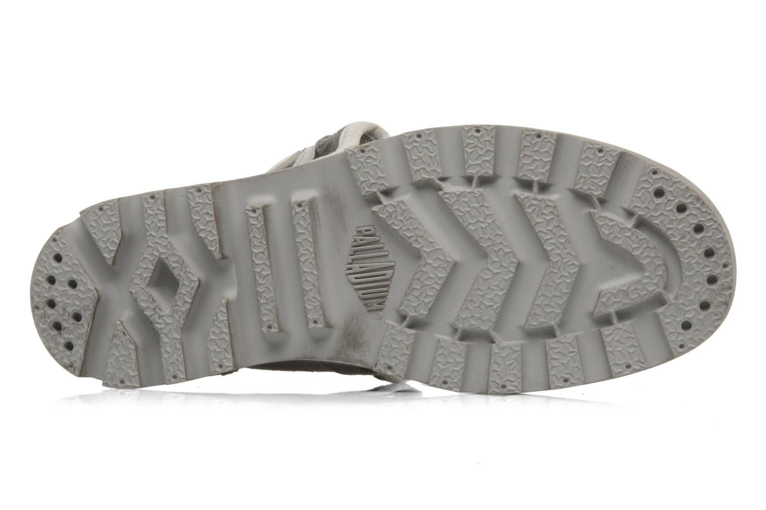 Trainers Palladium Us Baggy F Grey view from above