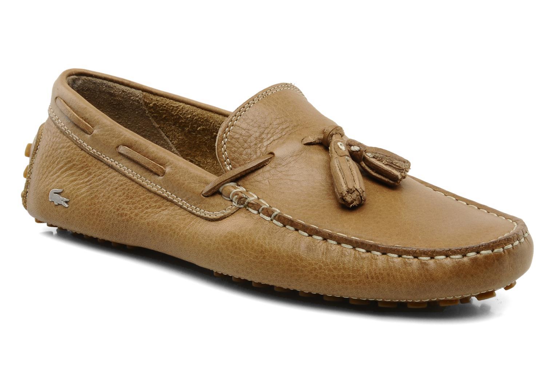 590d8c5a3 Lacoste Concours Tassle 2 CLM (Brown) - Loafers chez Sarenza (84584)