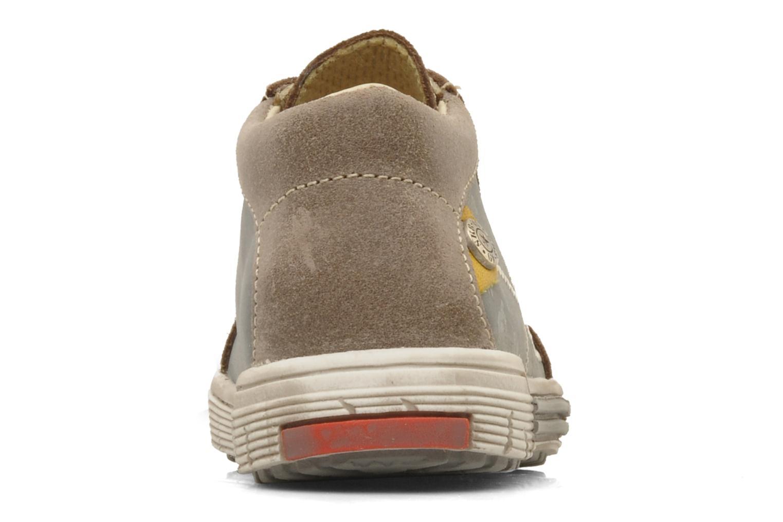 Boots en enkellaarsjes Bopy Burkina Bruin rechts