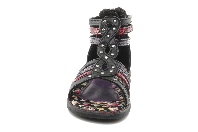 Sandalen I Love Shoes Stefania schwarz schuhe getragen