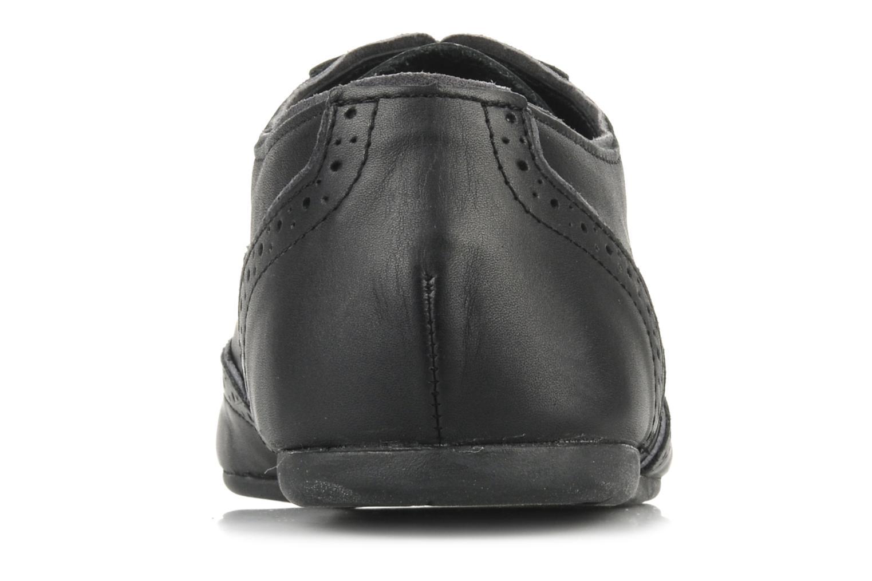 Jamaica Grunge Garment Split Black