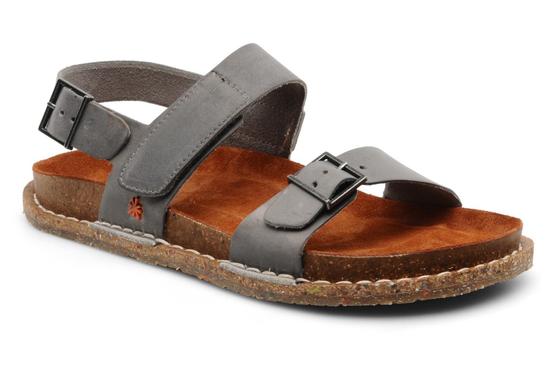 Sandales et nu-pieds Art Frankfurt 130 Gris vue détail/paire