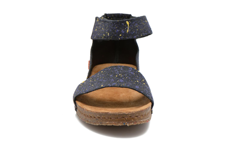 Sandales et nu-pieds Art Creta 440 Multicolore vue portées chaussures