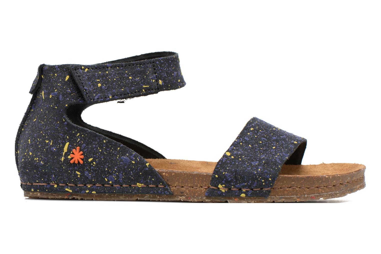 Sandales et nu-pieds Art Creta 440 Multicolore vue derrière