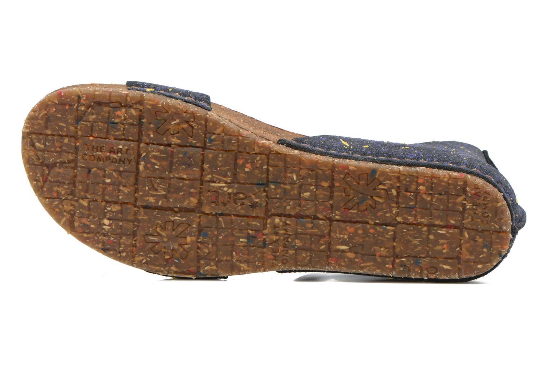 Sandales et nu-pieds Art Creta 440 Multicolore vue haut