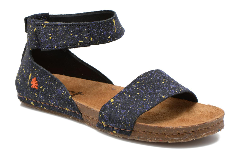 Sandales et nu-pieds Art Creta 440 Multicolore vue détail/paire