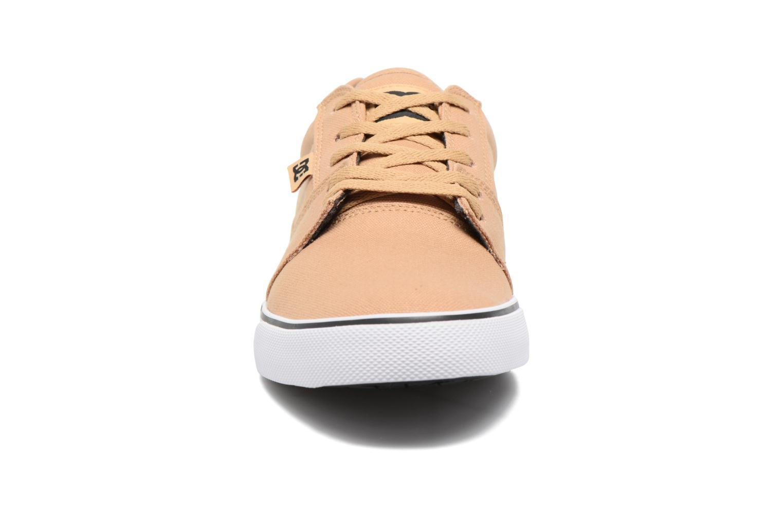 Sneaker DC Shoes Tonik TX beige schuhe getragen