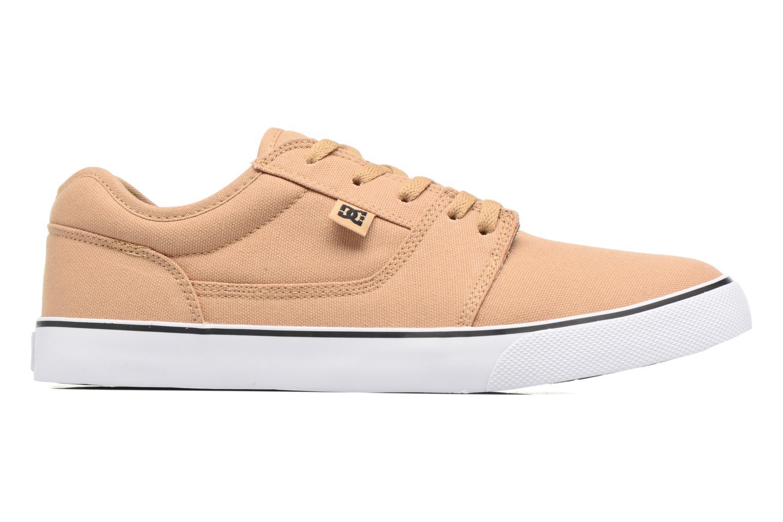 Sneaker DC Shoes Tonik TX beige ansicht von hinten