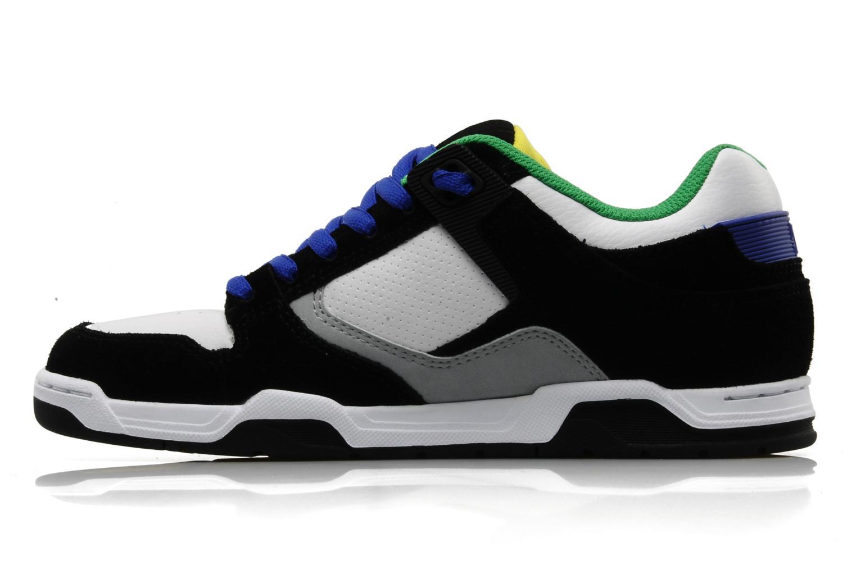 Scarpe sportive DC Shoes Flawless Multicolore immagine frontale