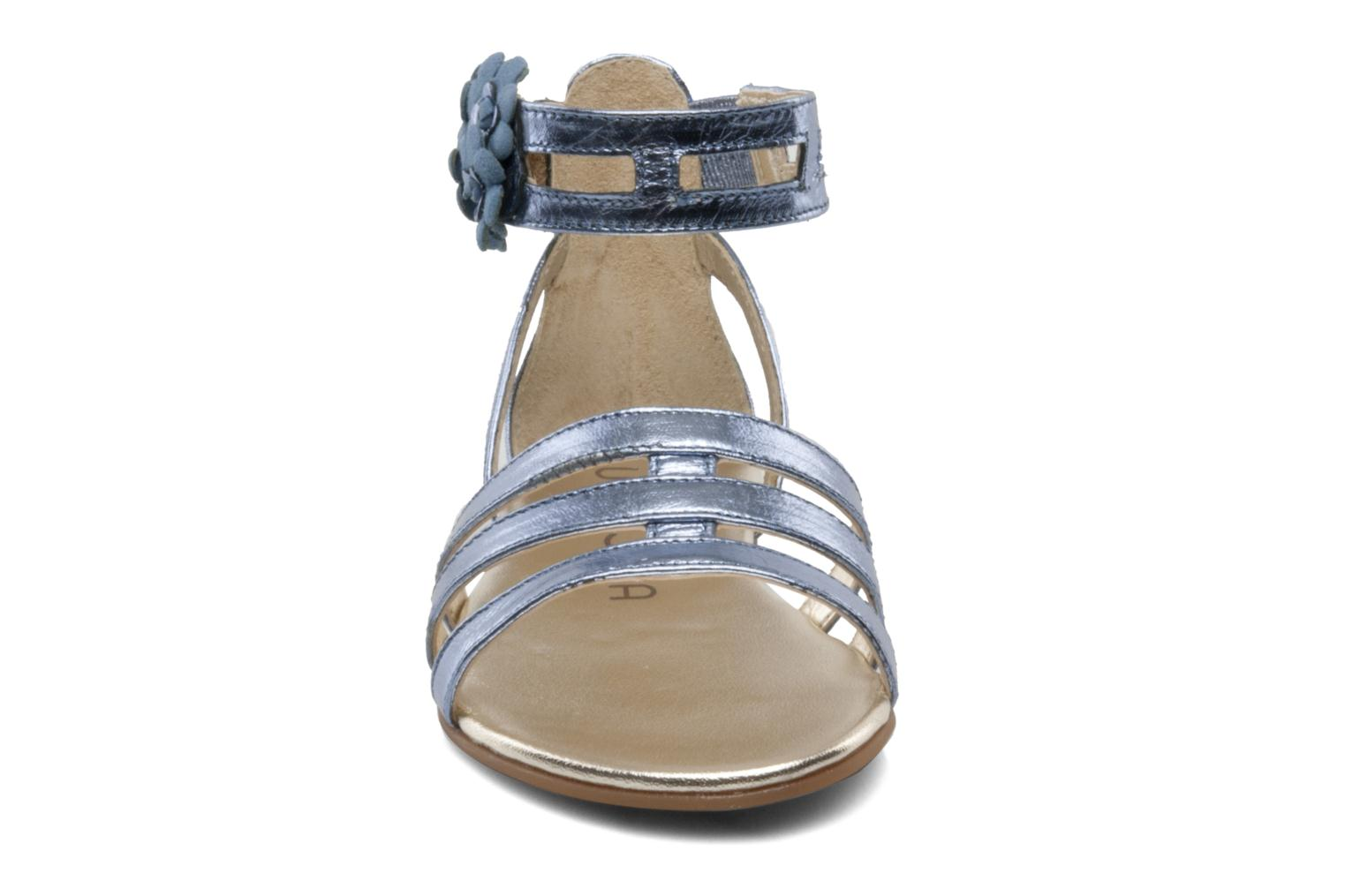 Sandals Unisa Lilo Blue model view