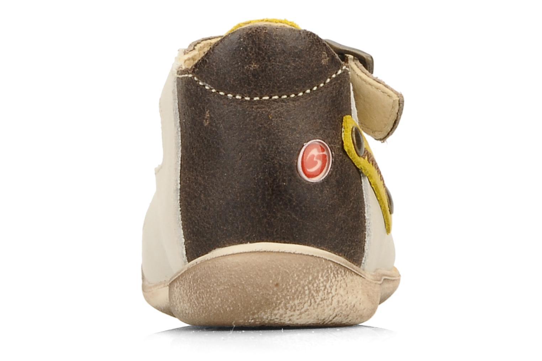 Boots en enkellaarsjes GBB Babyboy 157 Beige rechts