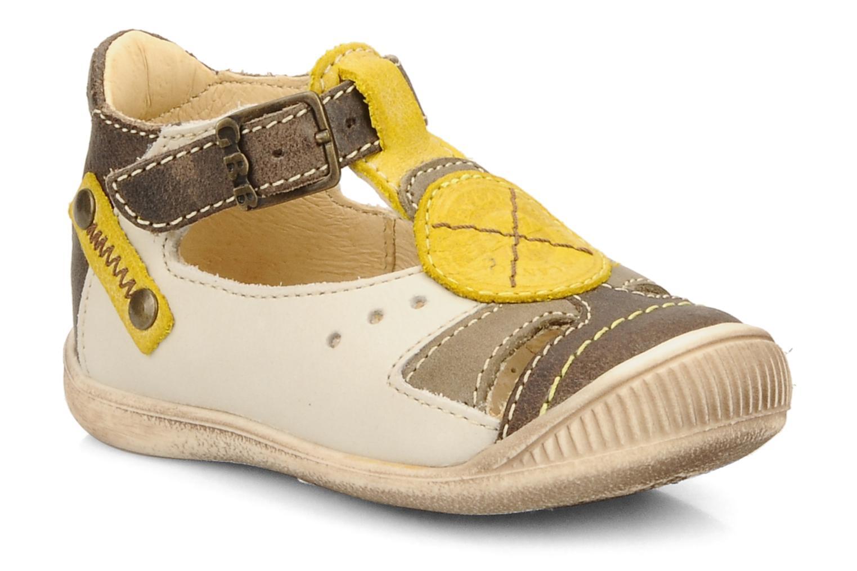 Bottines et boots GBB Babyboy 157 Beige vue détail/paire
