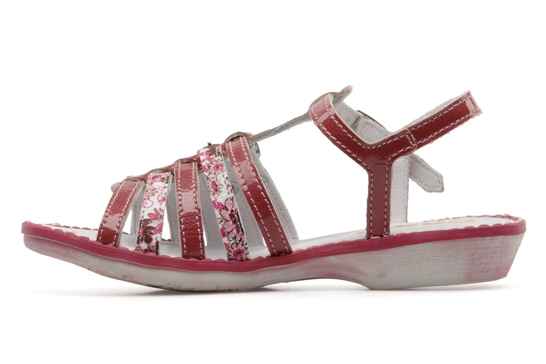 Sandalen GBB Girly 308 Roze voorkant