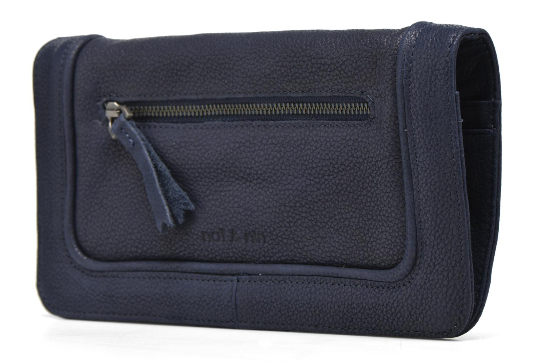 Portemonnaies & Clutches Nat & Nin LIV blau schuhe getragen