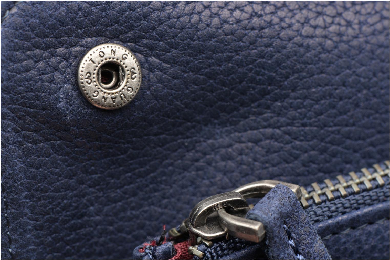 Portemonnaies & Clutches Nat & Nin LIV blau ansicht von links