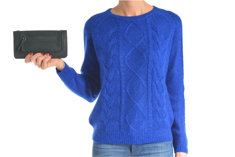 Portemonnaies & Clutches Nat & Nin LIV blau ansicht von oben