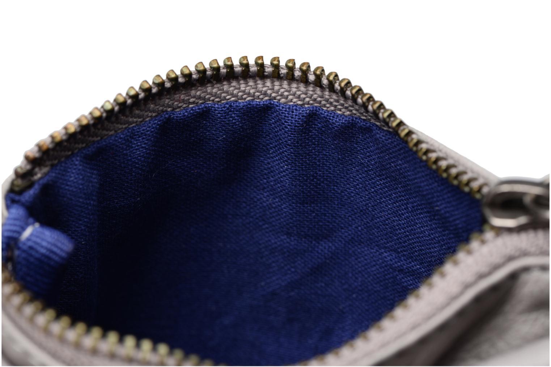 Portemonnaies & Clutches Nat & Nin Tommy grau ansicht von hinten