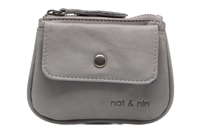 Portemonnaies & Clutches Nat & Nin Tommy grau detaillierte ansicht/modell