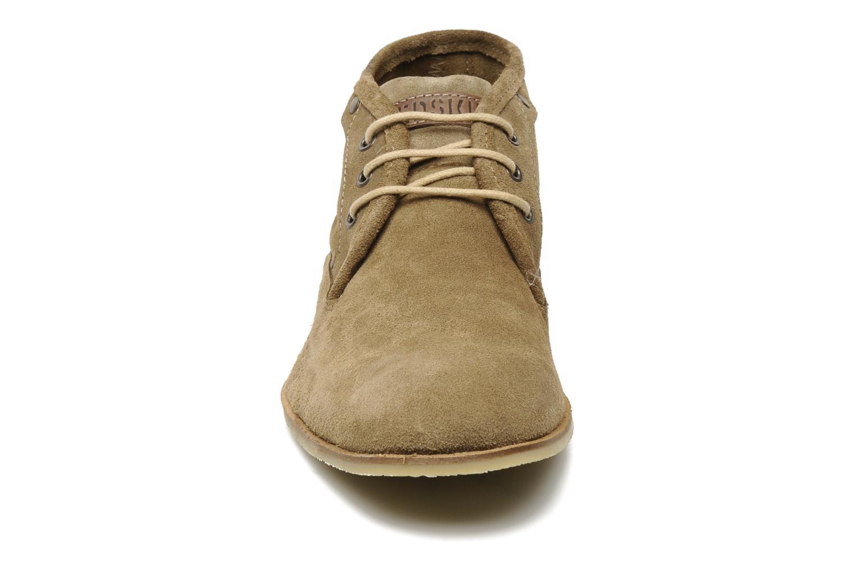 Chaussures à lacets Redskins Estonia Beige vue portées chaussures