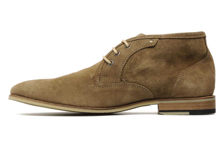 Chaussures à lacets Redskins Estonia Beige vue face