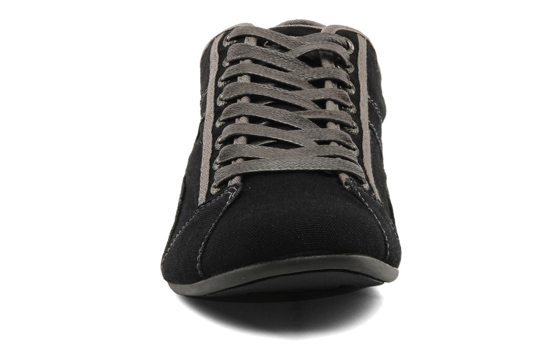 Baskets Redskins Tempo Noir vue portées chaussures