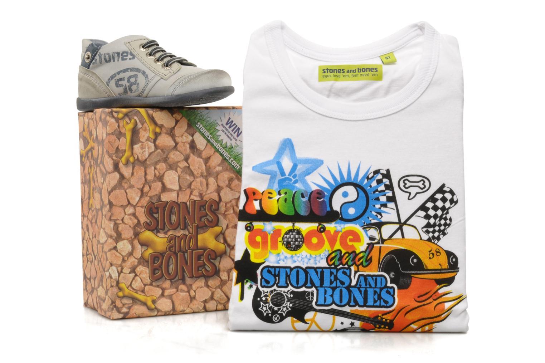 Sneaker Stones and Bones Sul grau 3 von 4 ansichten