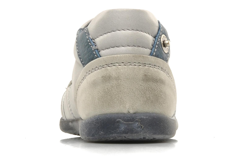 Sneakers Stones and Bones Sul Grå Se fra højre