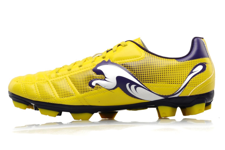 Sportschoenen Puma v6-11 iFG Geel voorkant