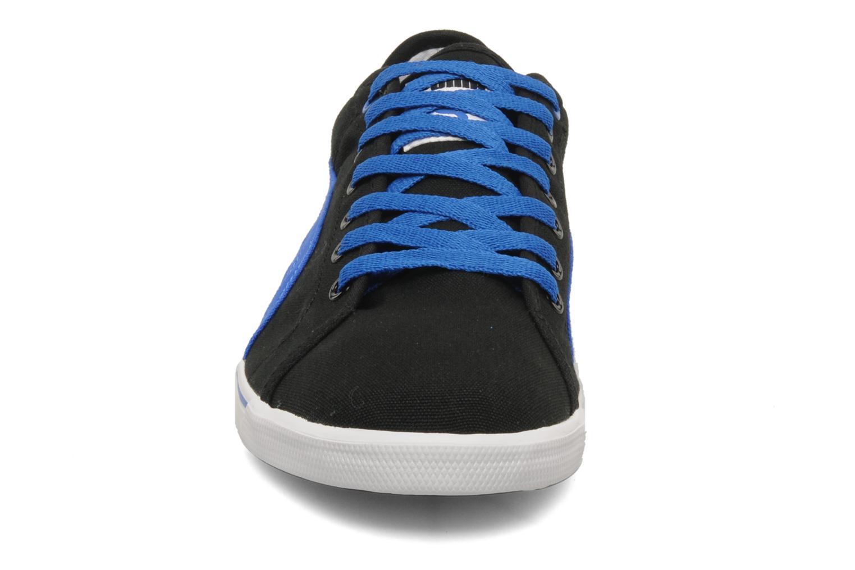 Chaussures de sport Puma Benecio canvas Noir vue portées chaussures