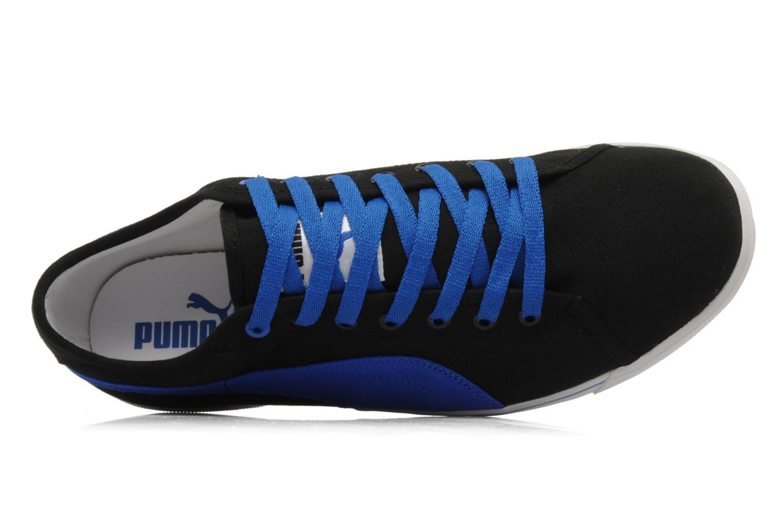 Sportschuhe Puma Benecio canvas schwarz ansicht von links
