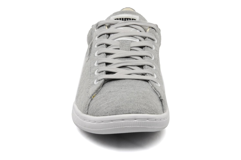 Sneakers Puma Supersuede jersey Grigio modello indossato