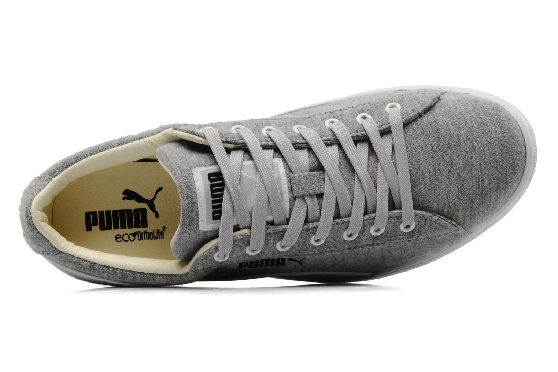 Sneakers Puma Supersuede jersey Grigio immagine sinistra